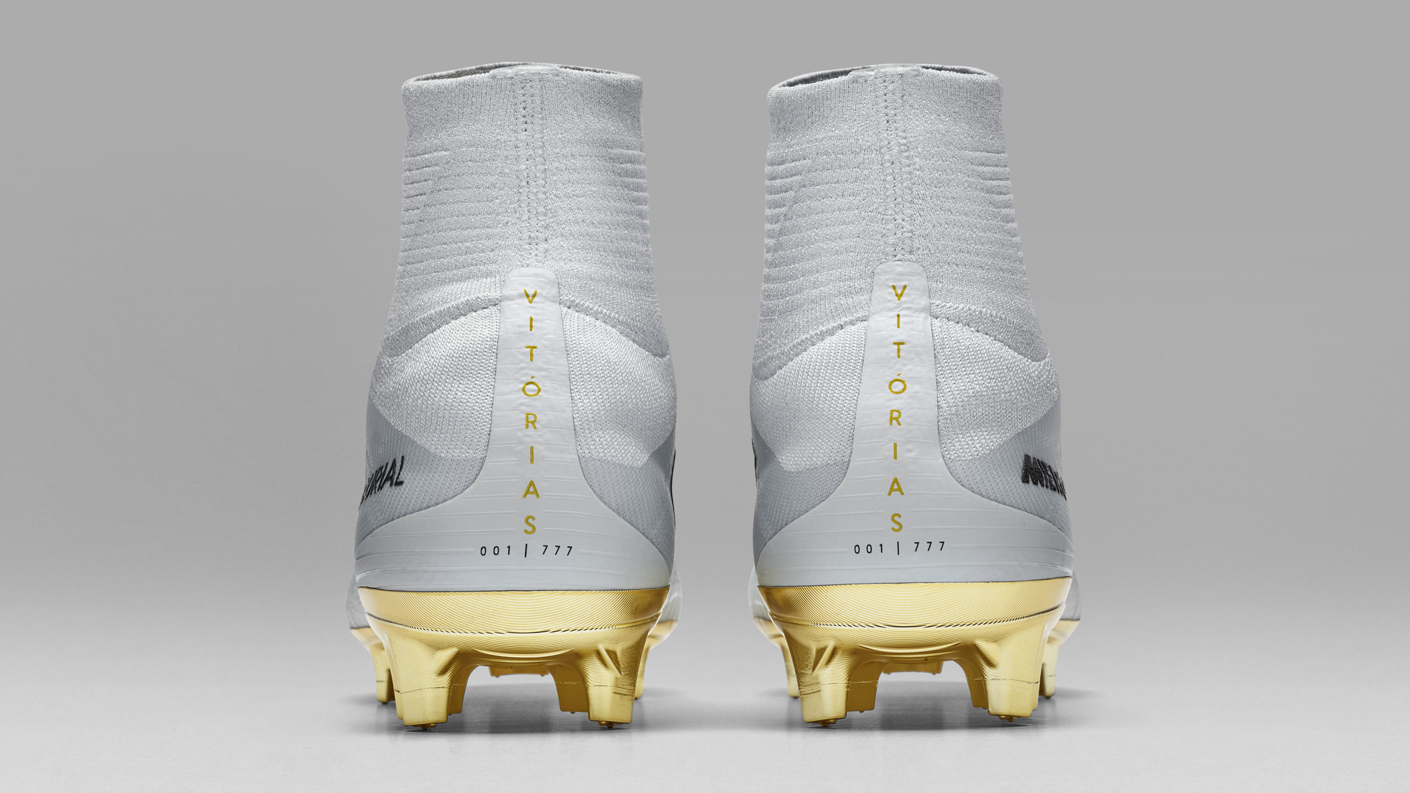 Nike Mercurial Superfly CR7 Vitorias heel