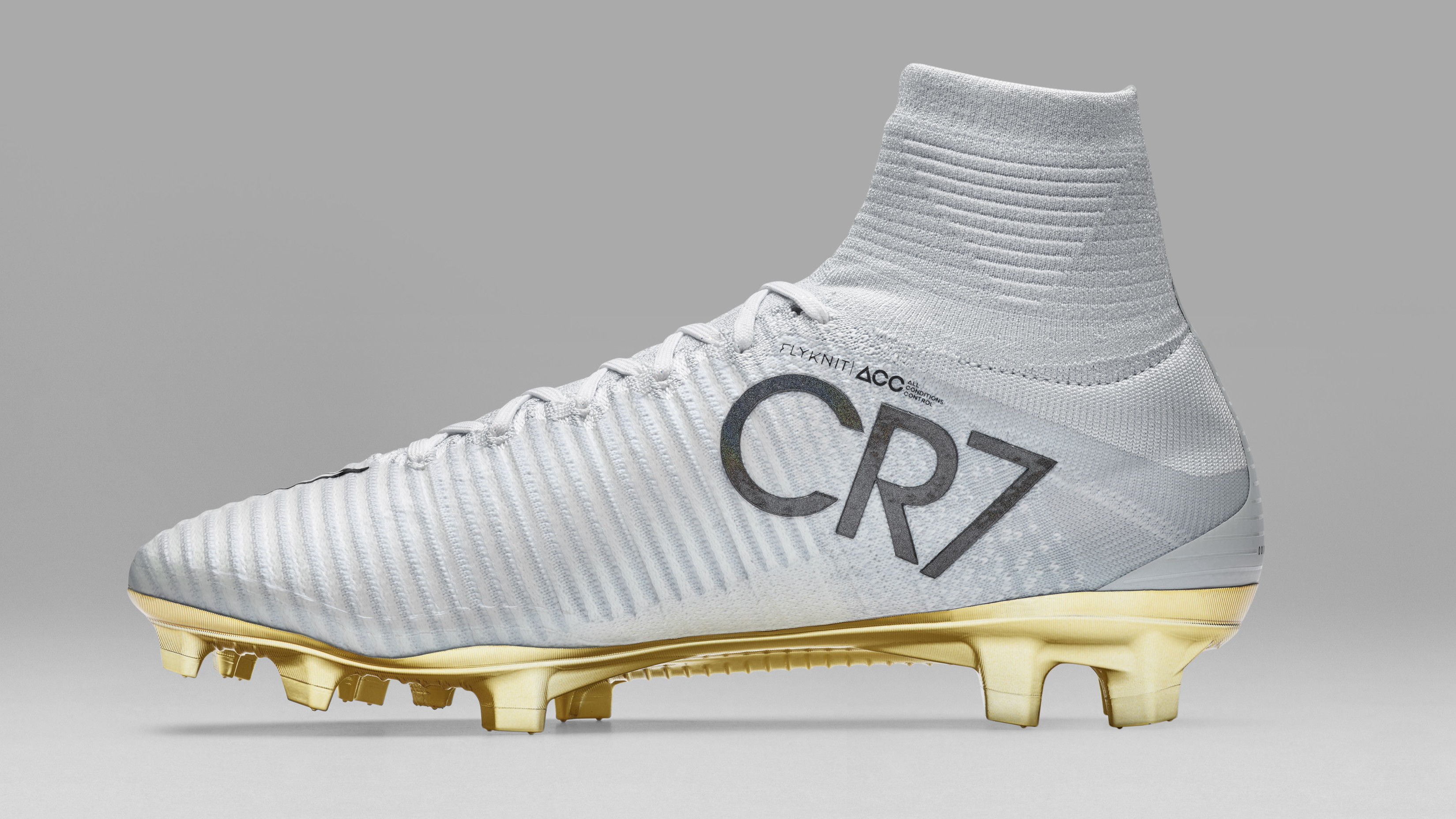 ce1a43f98 cheap cr7 cleats indoor gold white