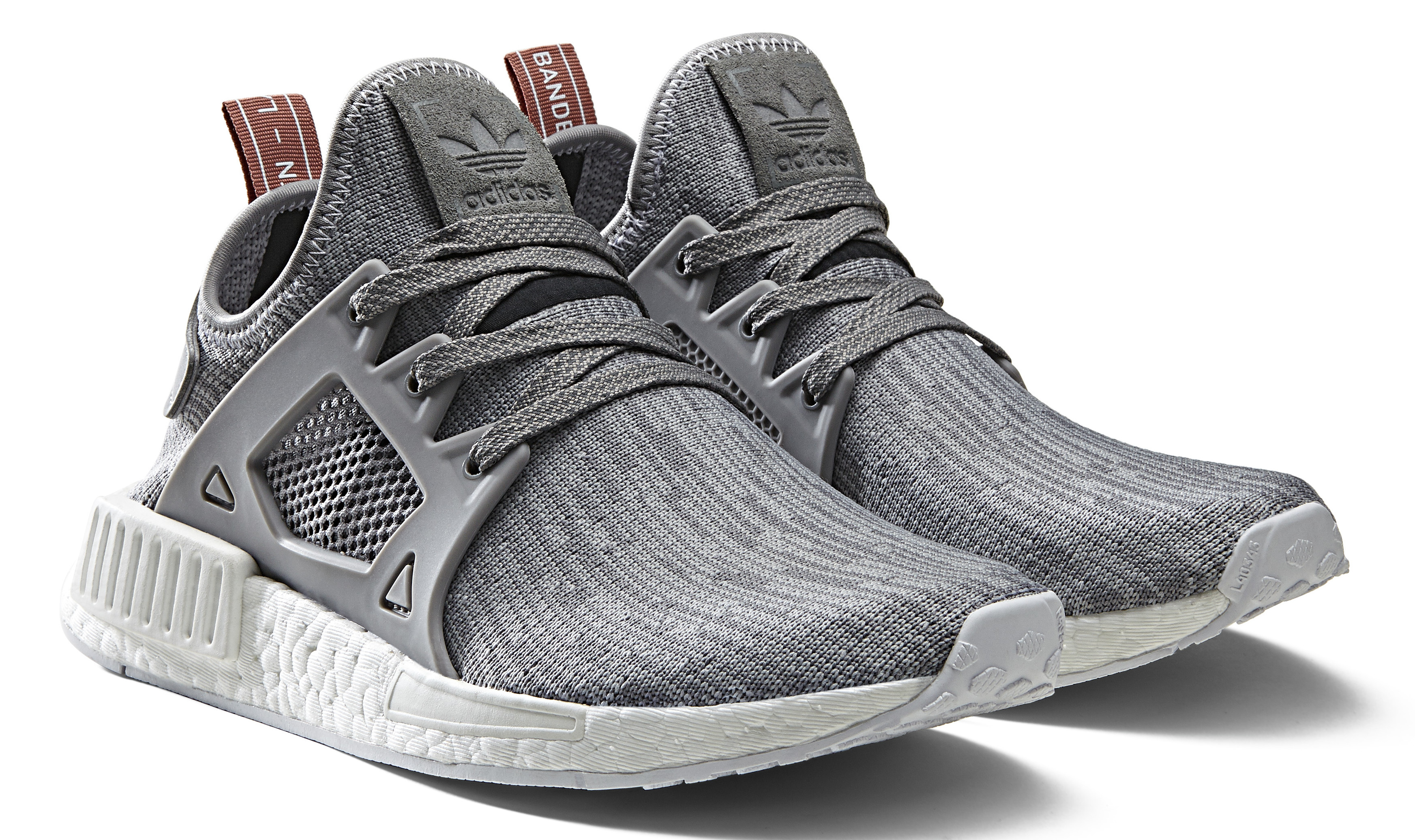 adidas NMD XR1 Glitch Pack Grey Main
