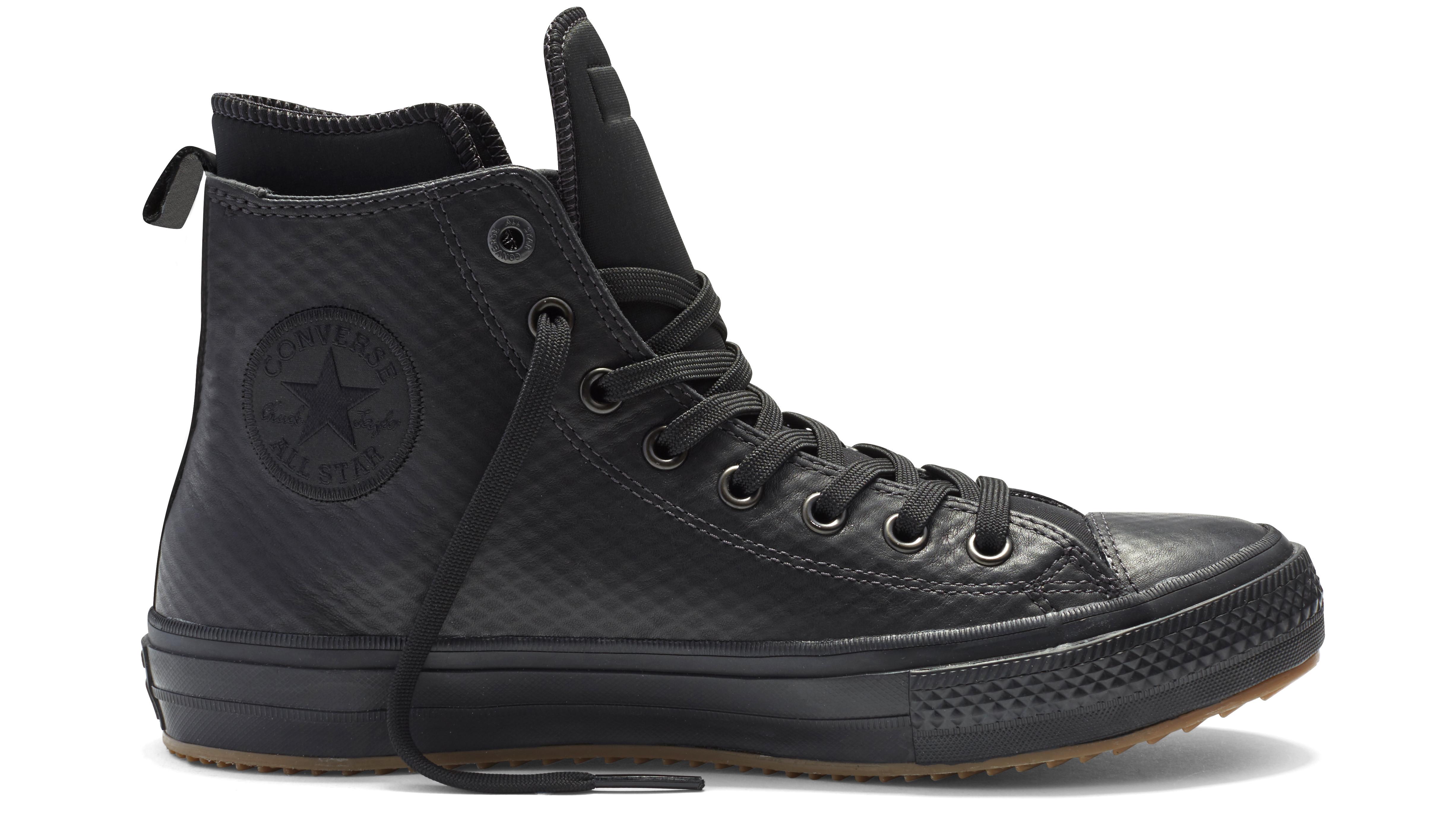 Converse Chuck Taylor 2 Boot Black