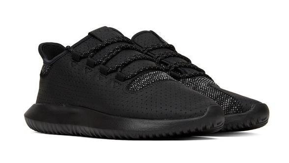 "Adidas Tubular Shadow ""Triple Black"""