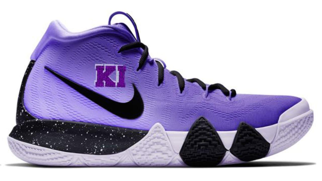Nike Kyrie 4 Makers Studio Custom Dick