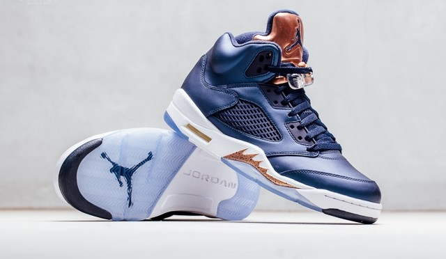 05e6df31aac8a Bronze Air Jordan 5 Beauty 136027-416