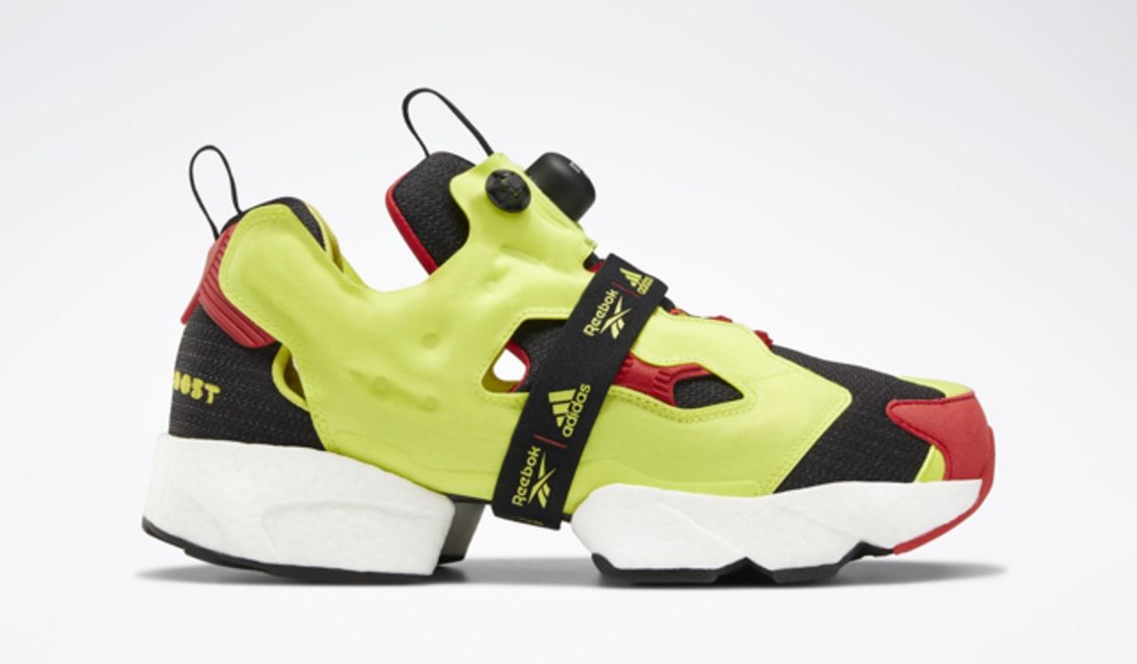Adidas x Reebok Instapump Fury Boost Release Date | Sole Collector