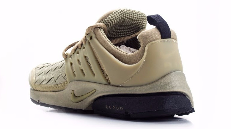 best website f45f5 1e893 Nike Air Presto SE Neutral Olive Heel 848186-200