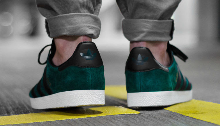 Boys' Grade School adidas Gazelle Casual Shoes