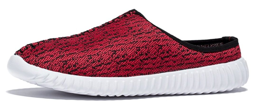Yeezy Slippers Red