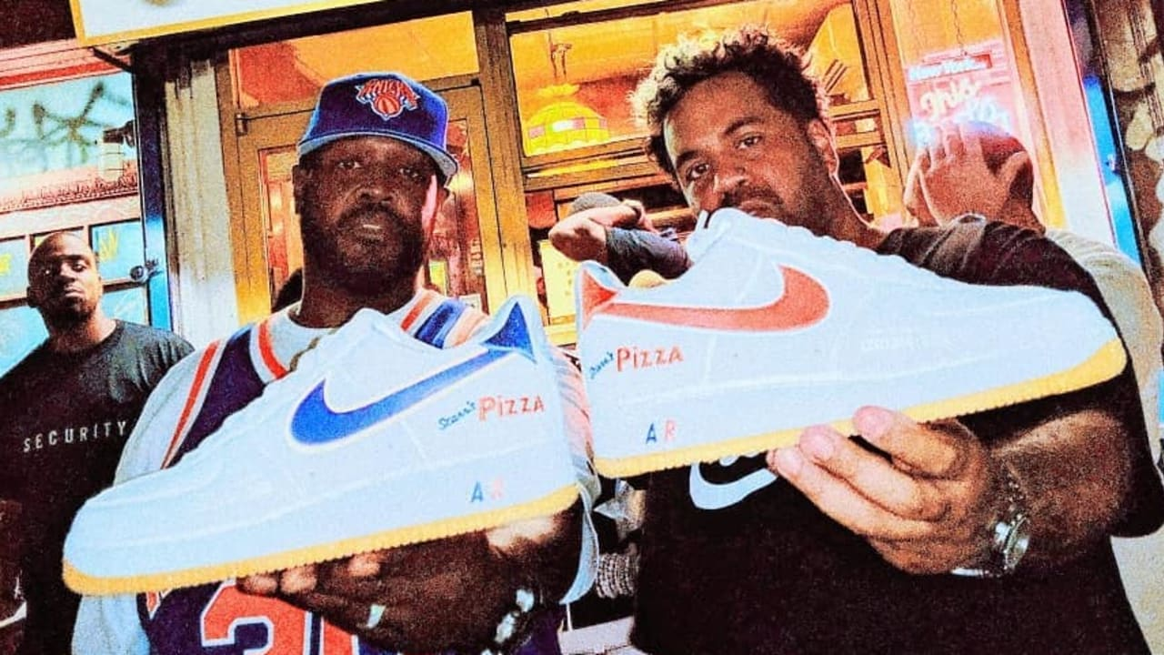 Nike Air Force 1 Scarr's Pizza  