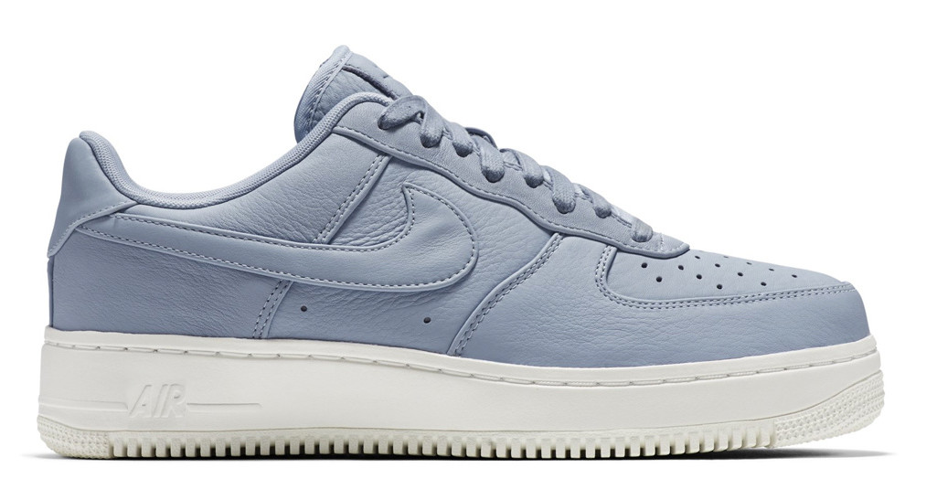 NikeLab Air Force 1 Low Blue Grey Sole Collector Release Date Roundup