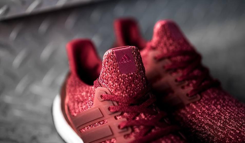 Available Now: adidas Ultra Boost 3.0 Dark Burgundy