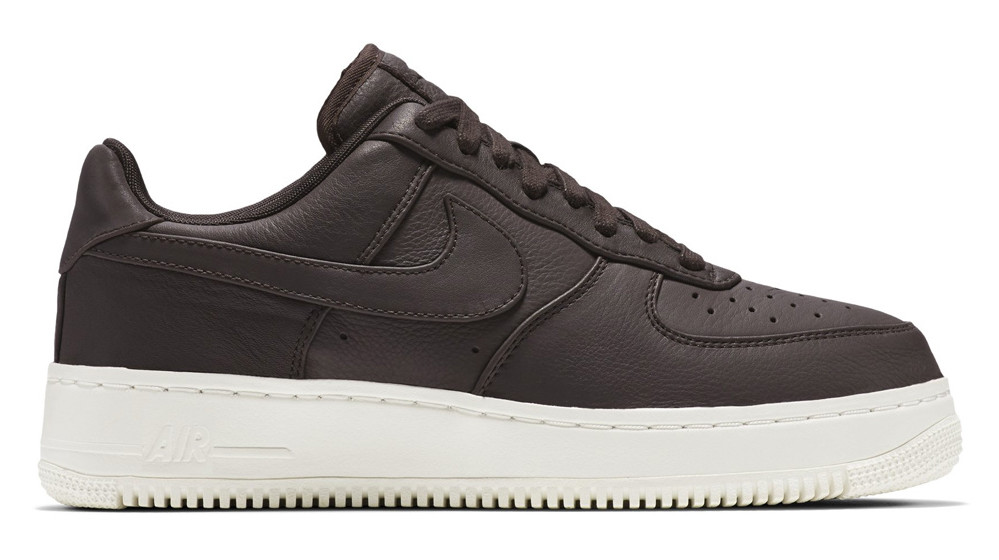 NikeLab Air Force 1 Low Velvet Brown Sole Collector Release Date Roundup