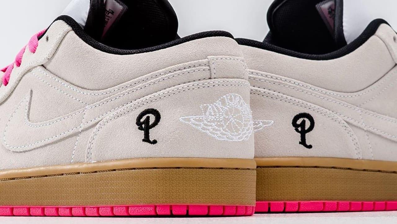 Sneaker Politics x Air Jordan 1 Low Release Date   Sole