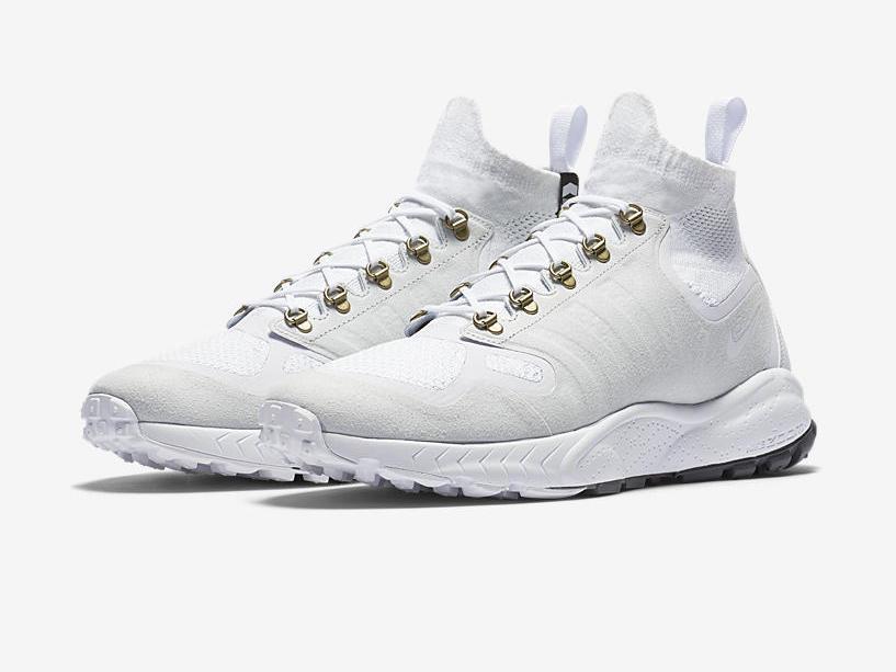 "Nike Air Zoom Talaria Mid Flyknit ""White"""