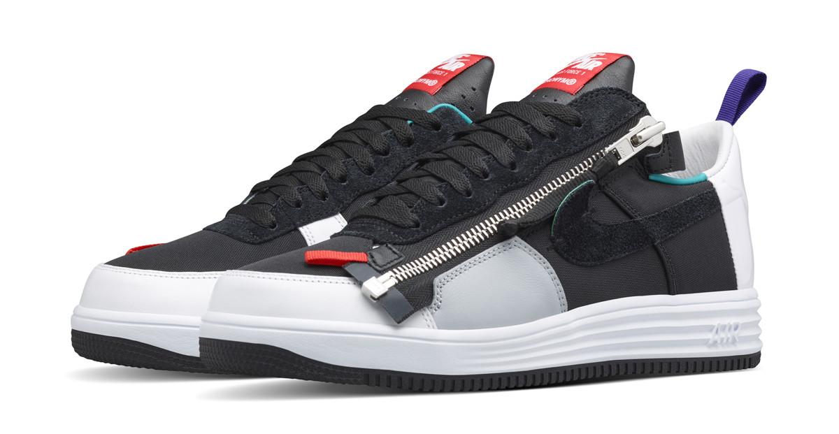 Acronym x Nike Lunar Force 1