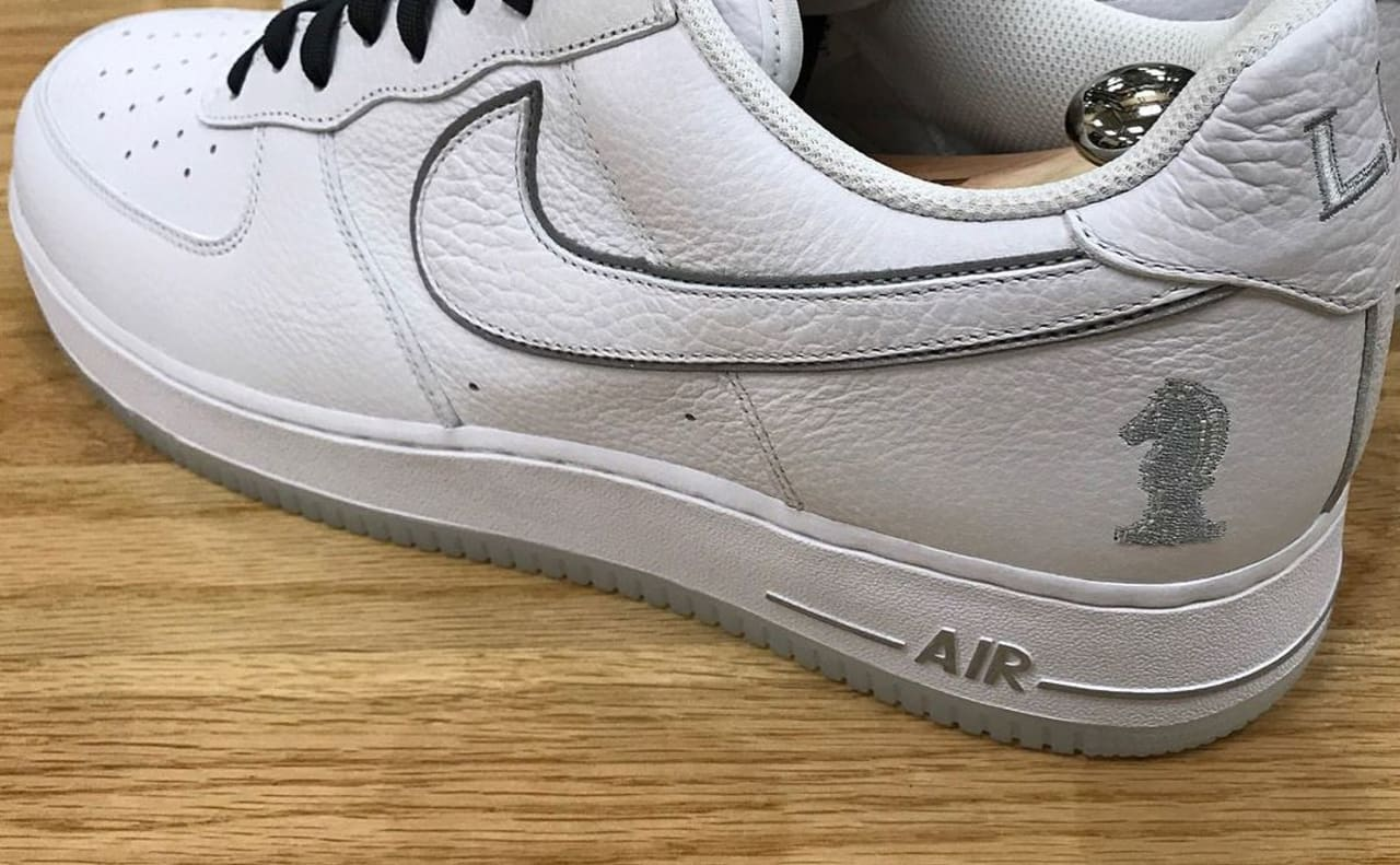 Nike Air Force 1 Low LeBron James 4 Horsemen   Sole Collector