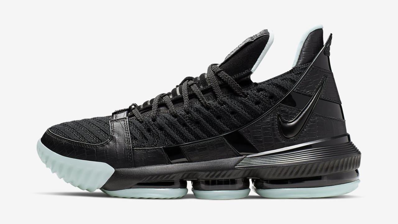 Nike LeBron 16 'Glow in the Dark