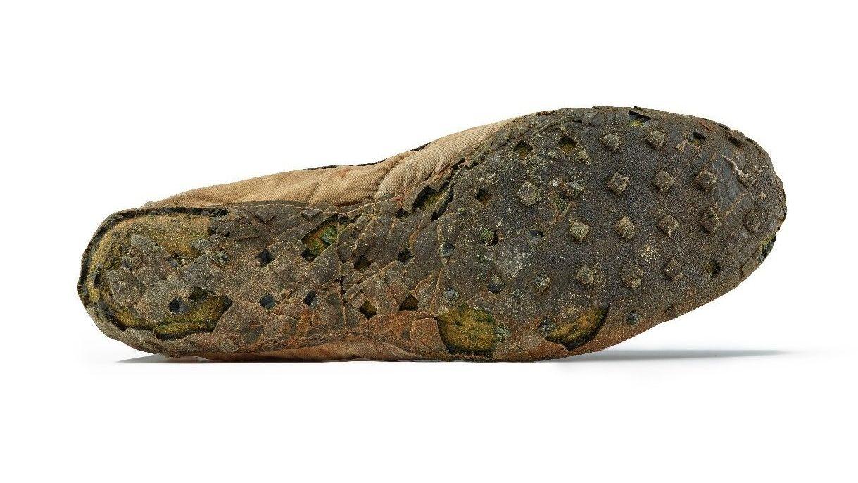 Nike Moon Shoes bottom