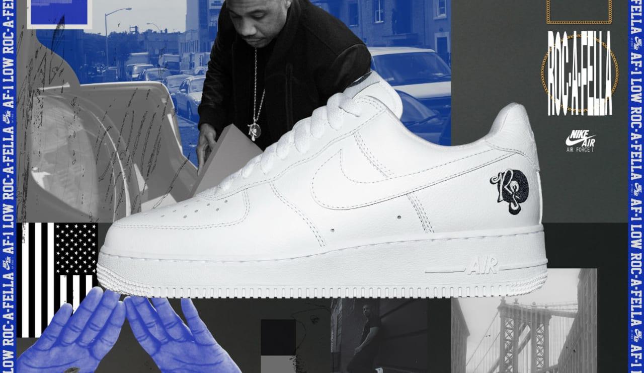 Nike Air Force 1 AF 100 Collection SNKRS CAM App Release