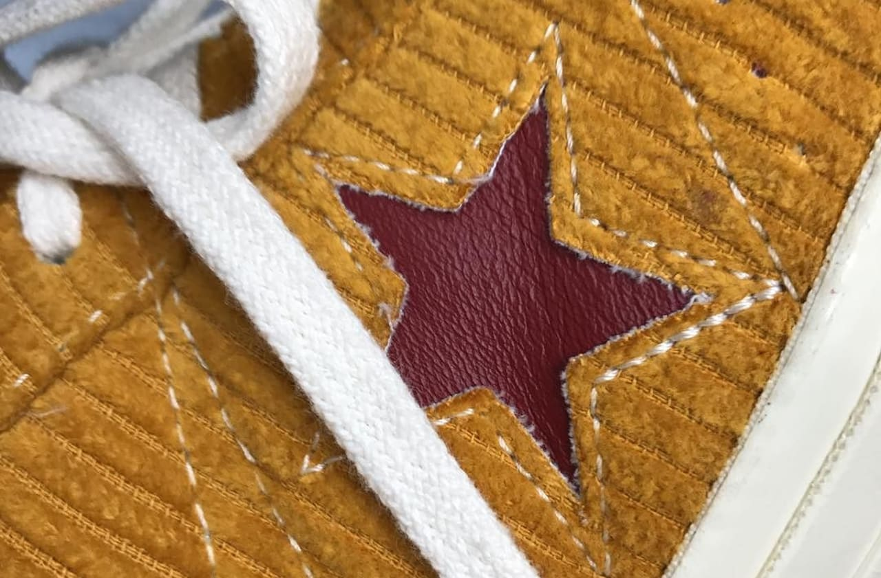 ASAP Nast x Converse One Star Somewhere in Mid Century