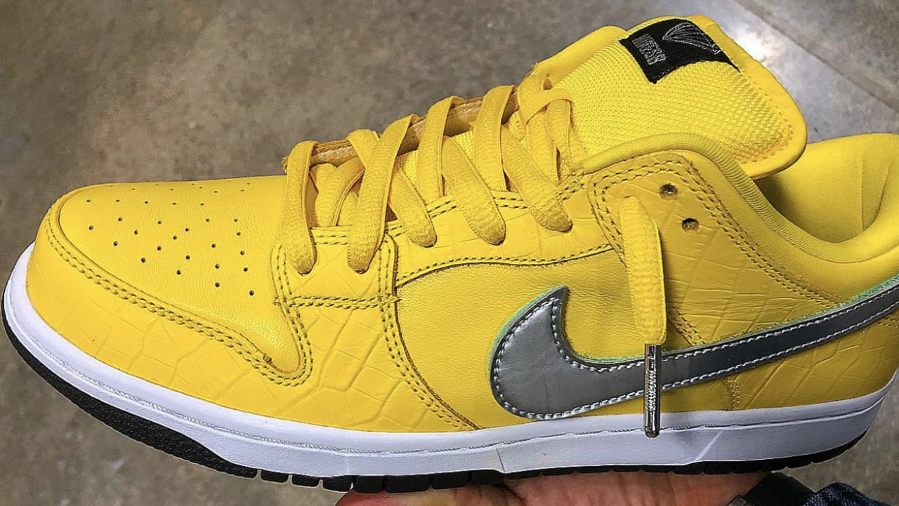 Diamond Supply Co. x Nike SB Dunk Low