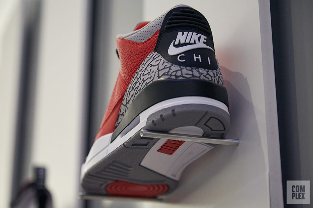 air jordan 3 retro chicago all star