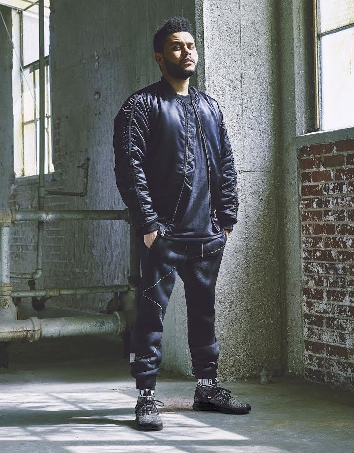 The Weeknd x PUMA Sneakers