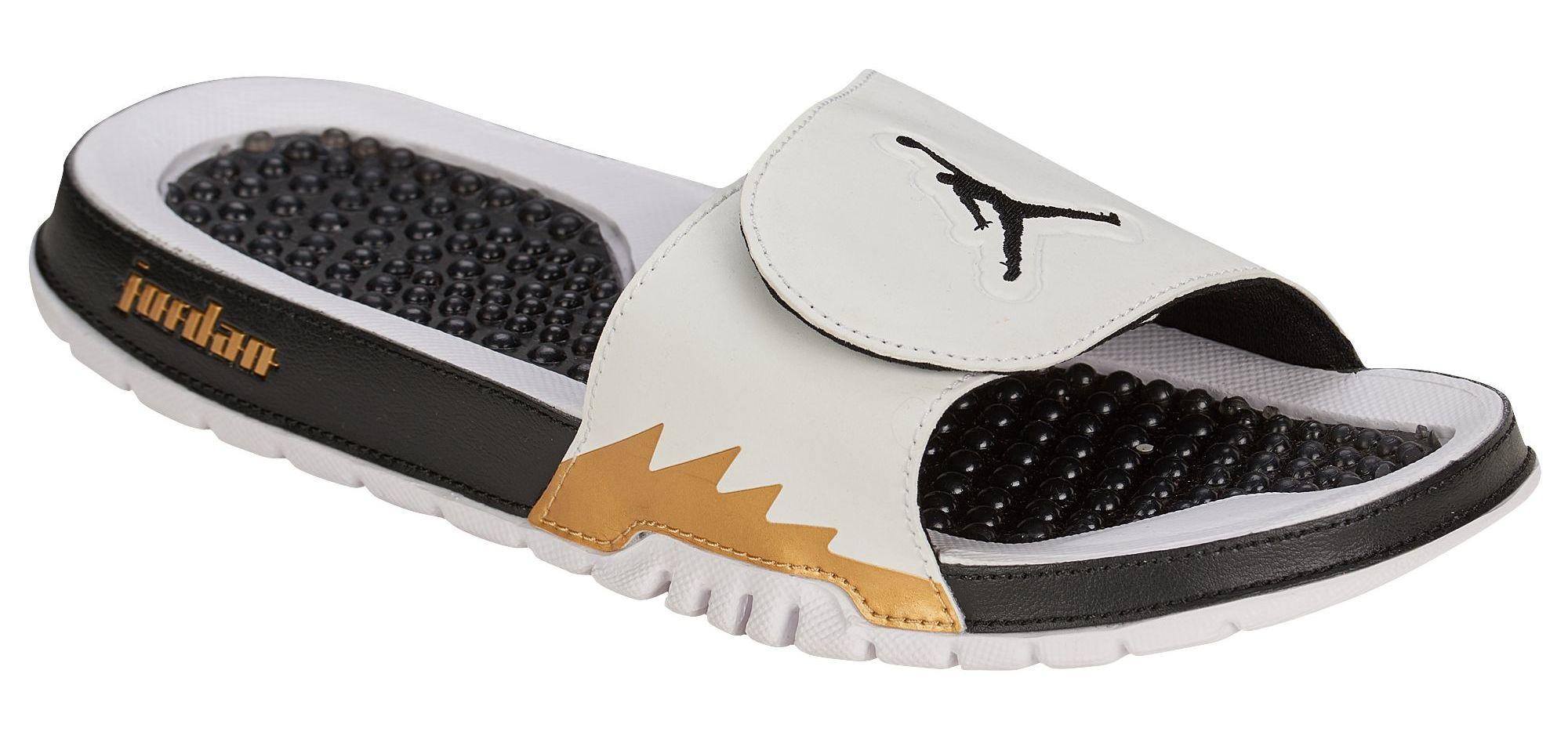 Nike Air Jordan Retro 1 Slides Heavenly Nightlife