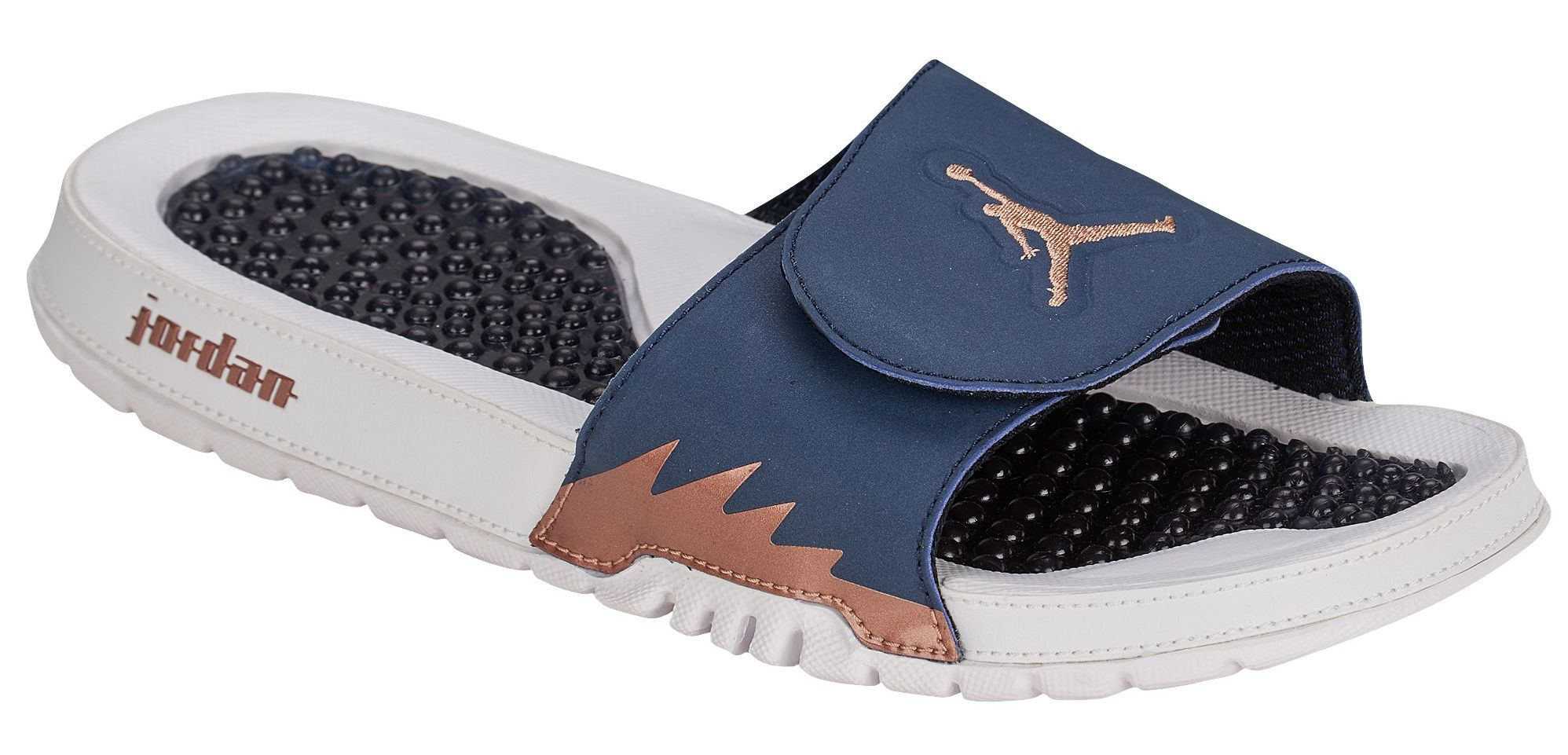 79200a0b6348 Air Jordan Hydro 5 Slide Bronze Medal Product