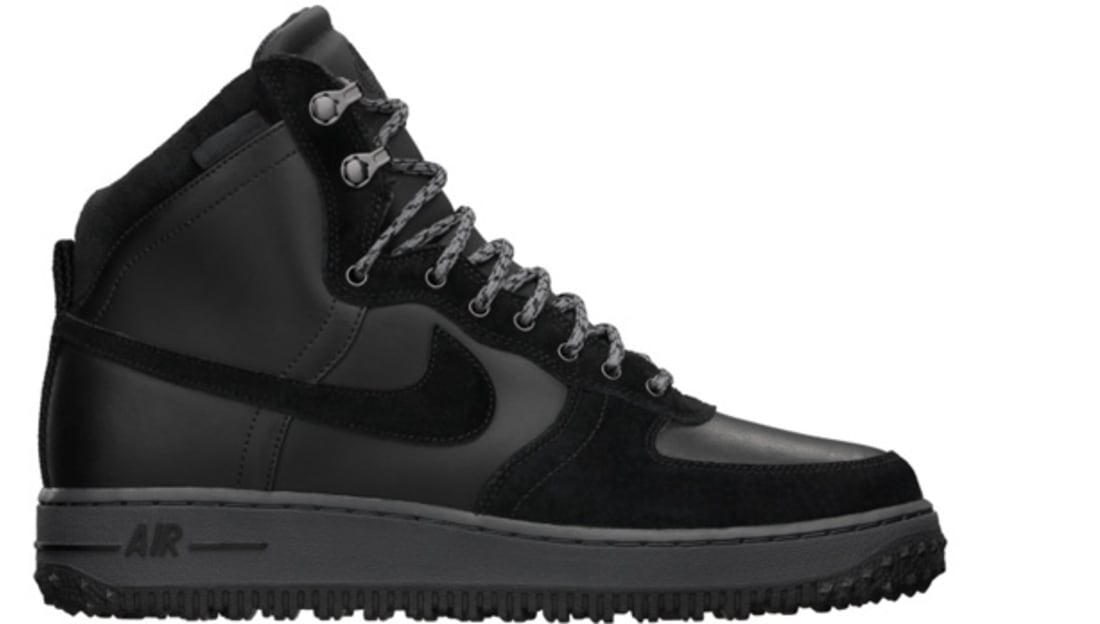 Nike Blackblack Deconstructed Military Boot Force 1 High Air QCxthBsrd