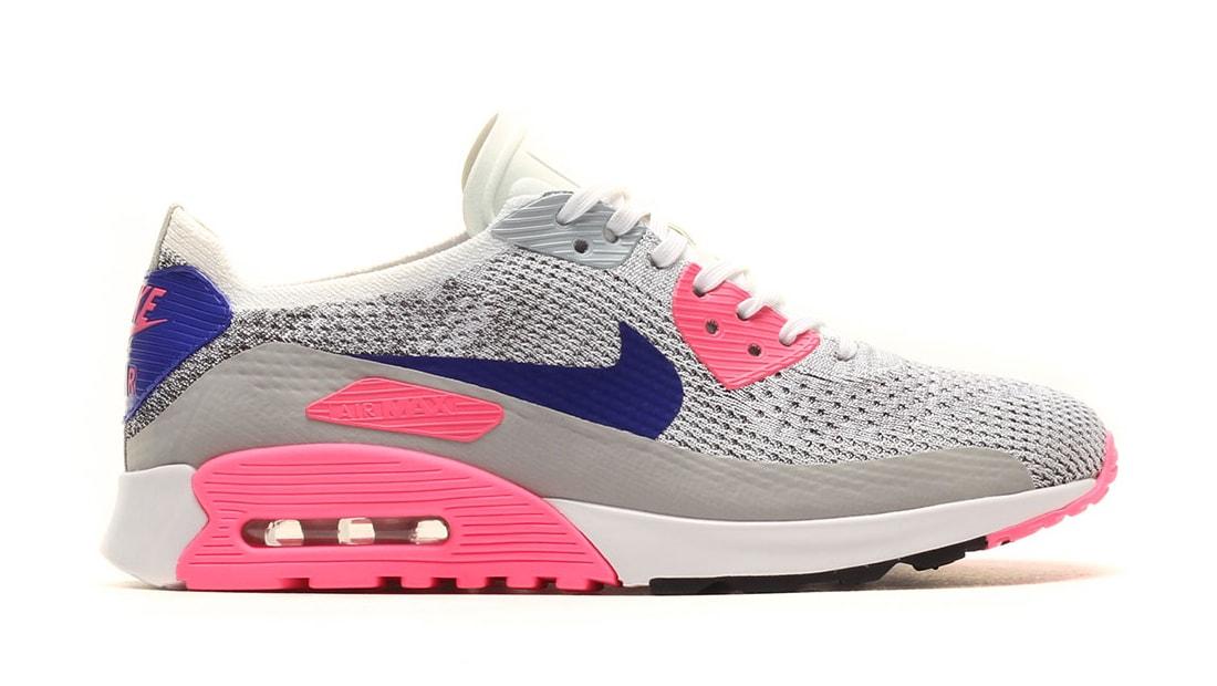 Laser Pink Wmns Nike Flyknit Ultra Max 90 Sole 0 Air 2 aPwza8q