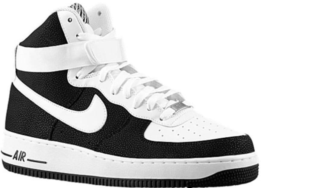 1 Nike Collector Air High BlackwhiteSole Force tQhrCxsd