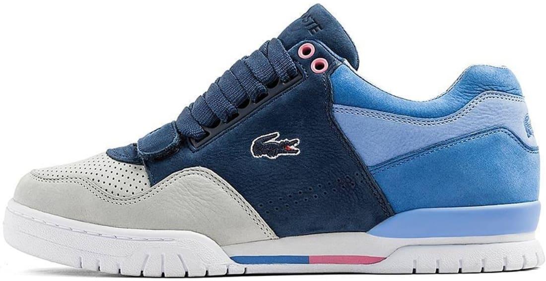 Missouri BlueSole Freaker Lacoste Sneaker X Cornflower eYWE9H2ID