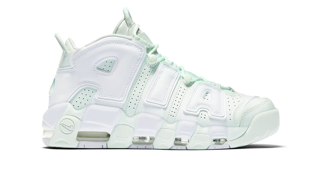 Sole Nike Barley Nike More Green Uptempo Collector Air WqwwZPA1