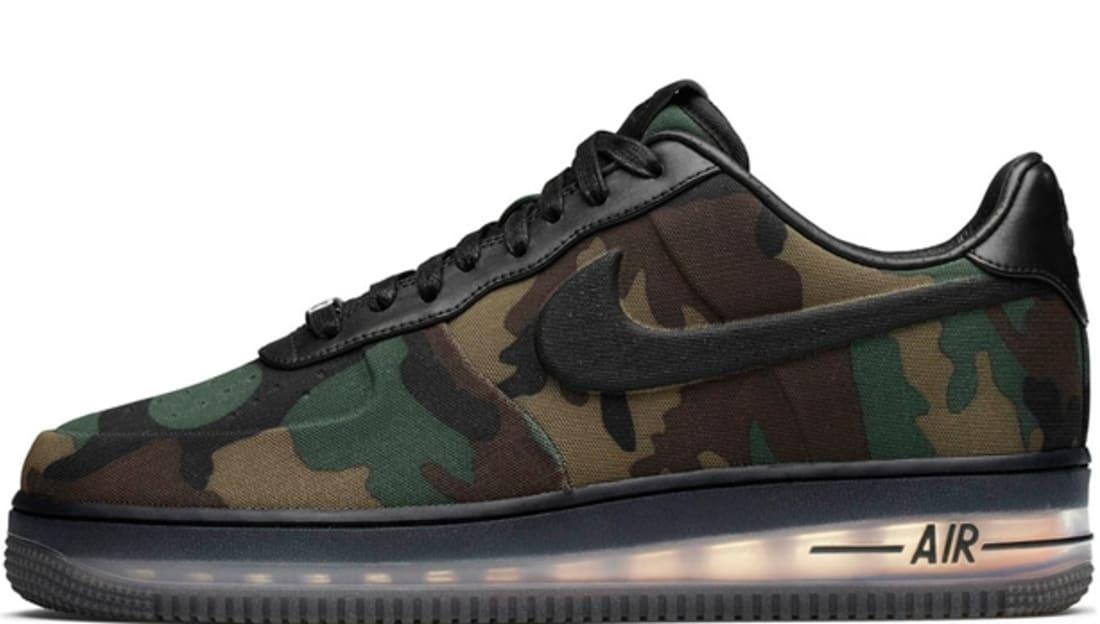 BlackblackSole Collector Force Qs Nike Max Air Vt Low 1 XOuiPZk