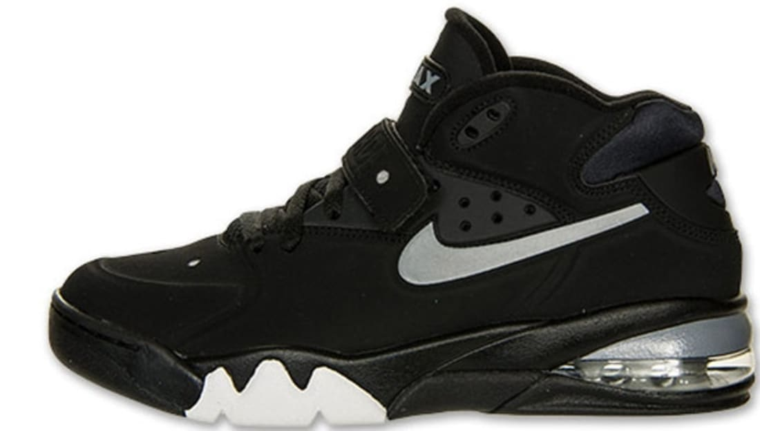 nike air force max 2013 black wolf grey white cool grey. Black Bedroom Furniture Sets. Home Design Ideas