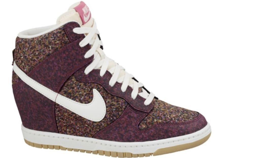 Nike Collector Dunk Liberty Women's Sky Pink Hi ForceSole RL53Ac4jq
