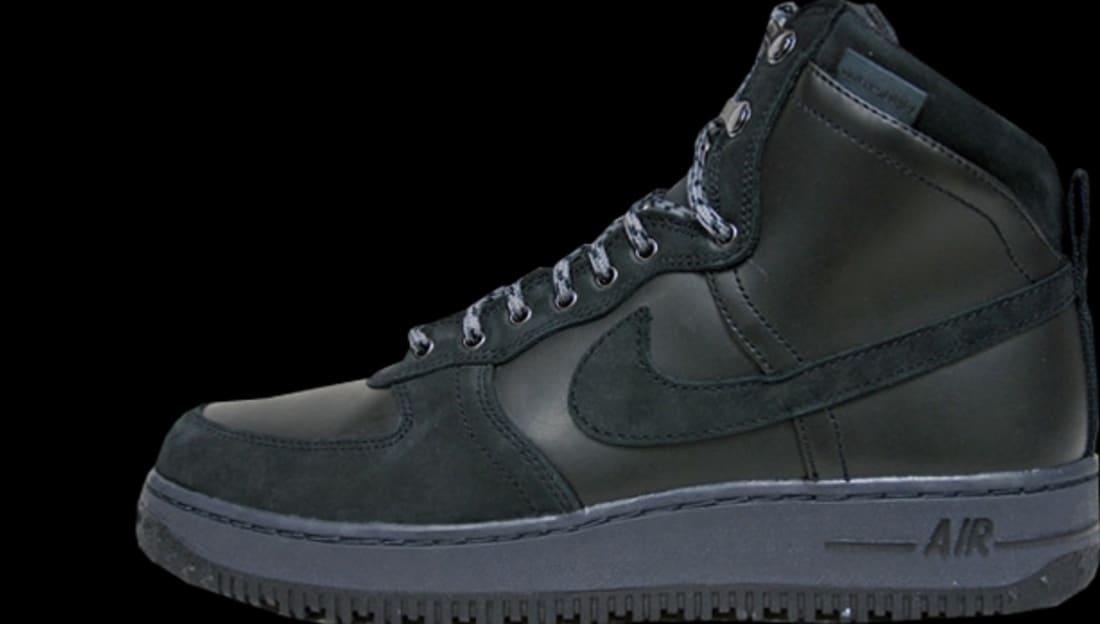 Blackblack Deconstructed 1 Military Force Nike High Air Qs Boot qzVUMGSp