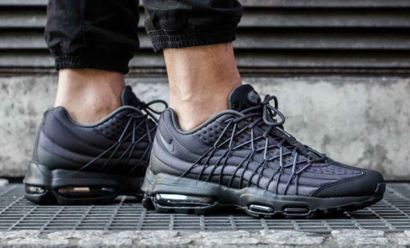 Air Max 95 SE sneakers - Grey Nike vgYTc