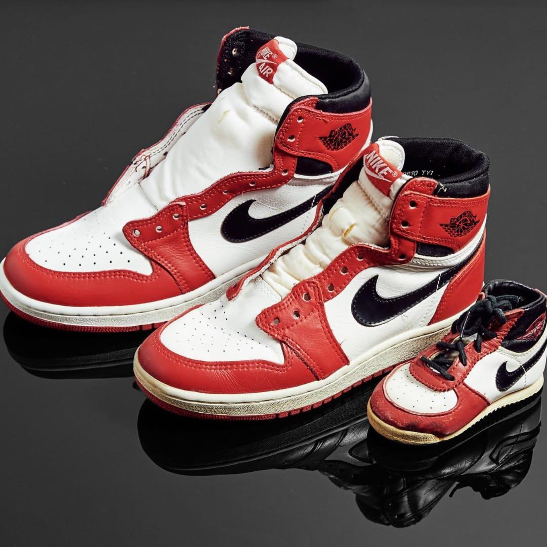OG Air Jordans Whole Family | Sole Collector