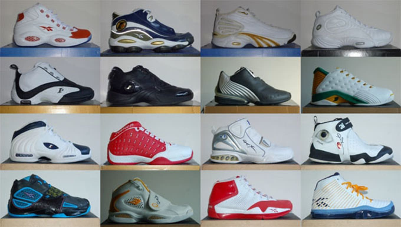 a48b3d3612f The History of Allen Iverson s Reebok Signature Sneaker Line