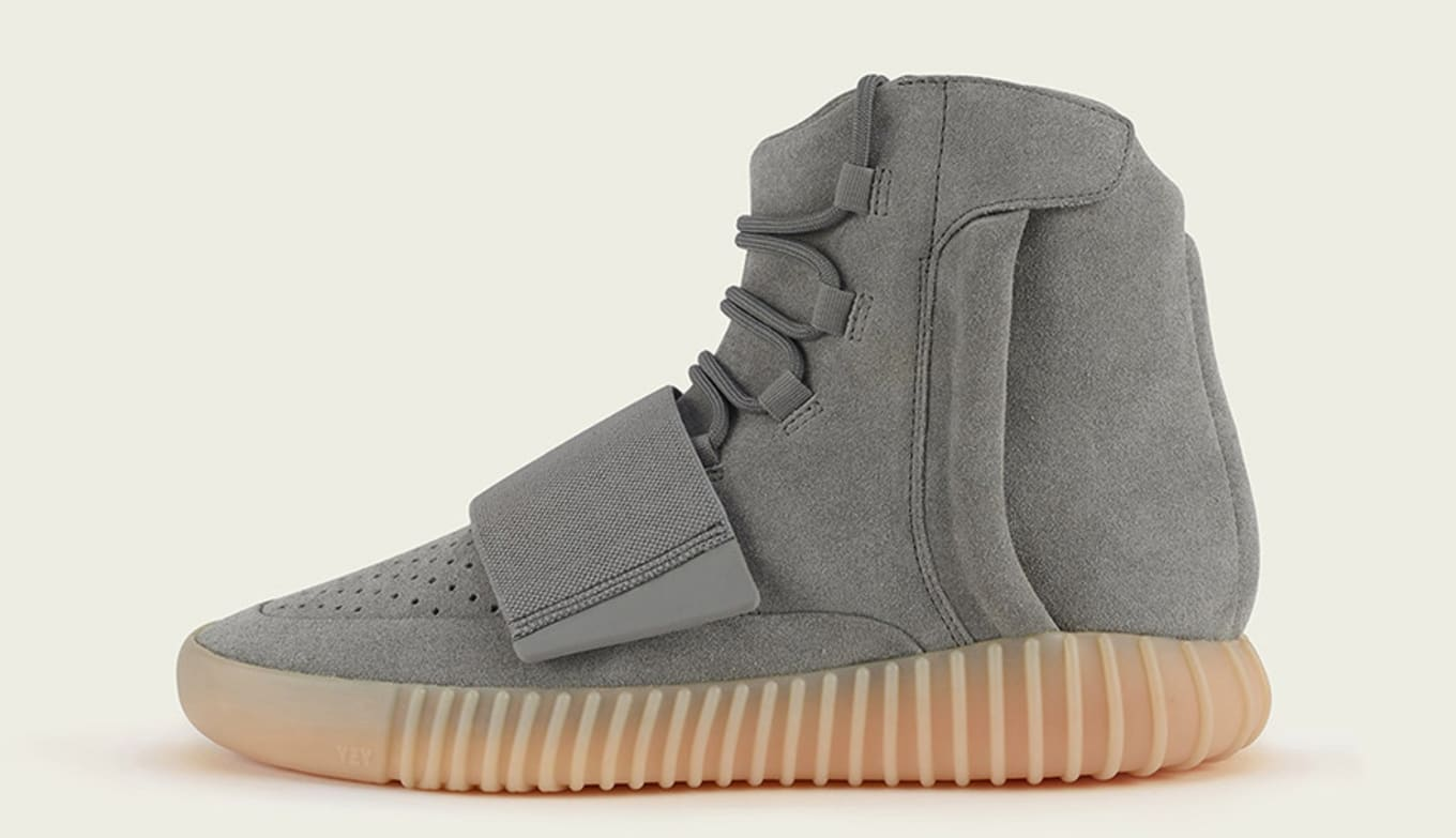 02da50a2b151c Where to Buy Light Grey Yeezy 750 Boost