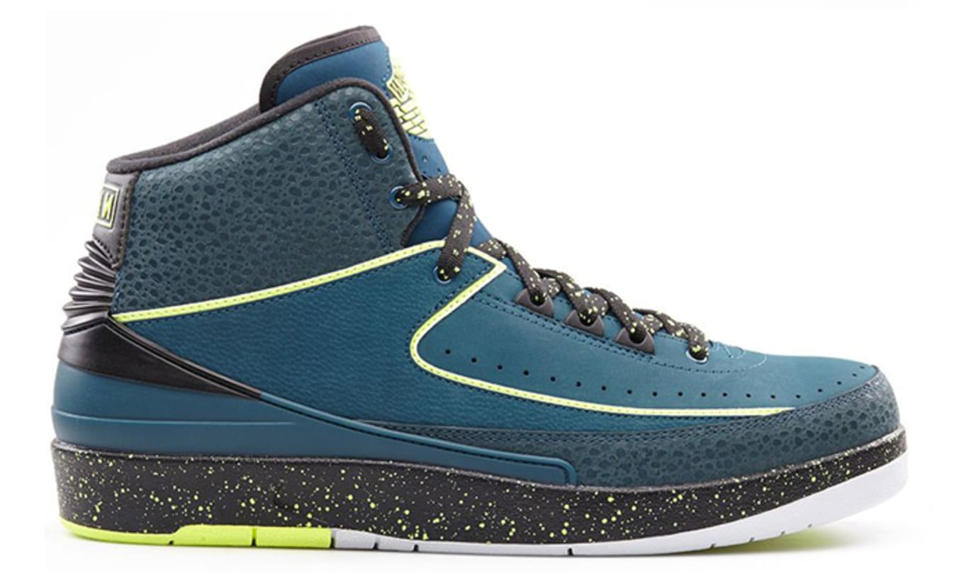 check out d2436 f16ee Air Jordan 2 Retro