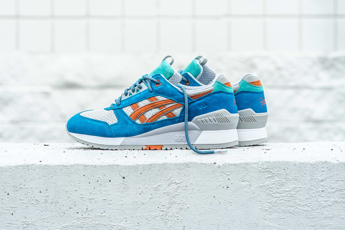 purchase cheap 9fa31 a983e Patta Asics Gel Respector Release Date | Sole Collector