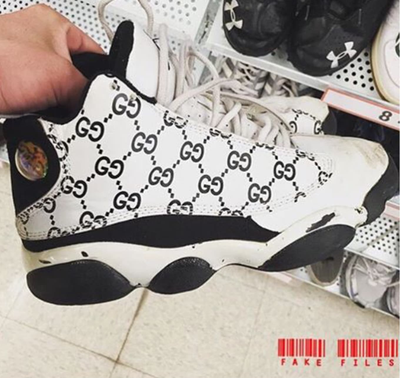 quality design 755e3 daf87 Disrespectful Fake Air Jordan | Sole Collector