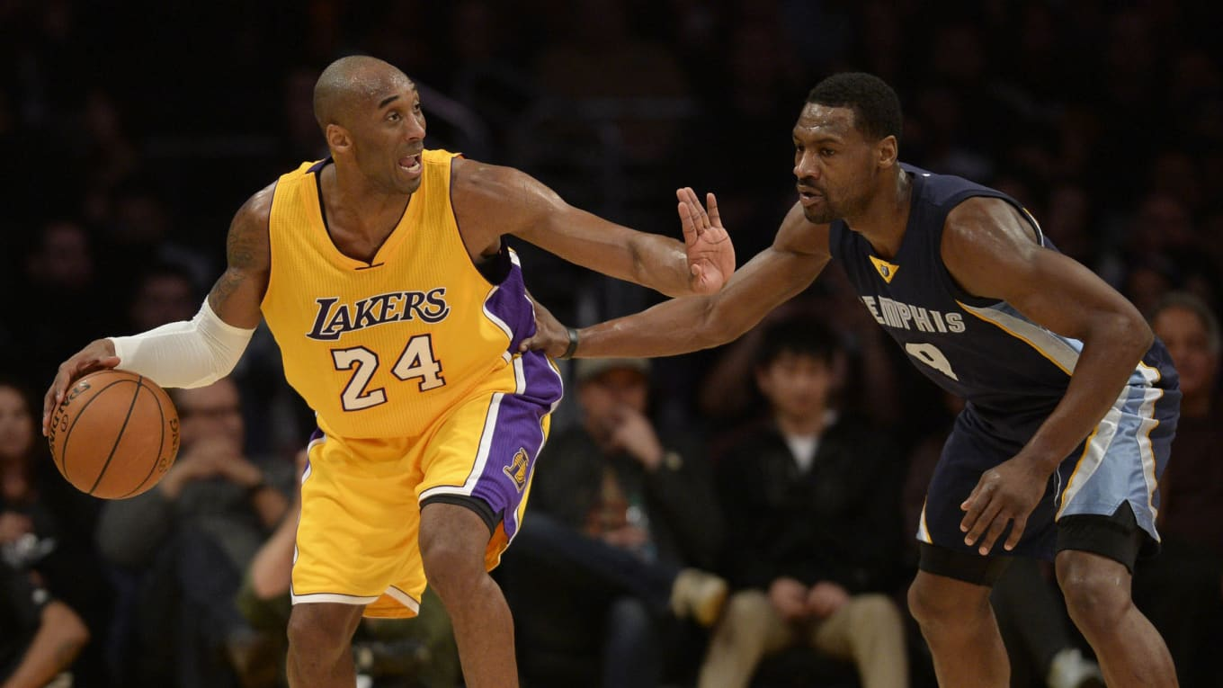 7a6c13300b84 What Tony Allen Thought About Kobe Bryant Sneakers