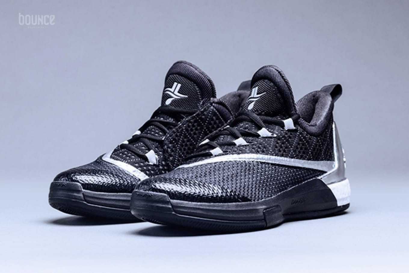 the latest 58ba9 899e0 adidas Crazylight Boost 2.5 Jeremy Lin Black PE (1)