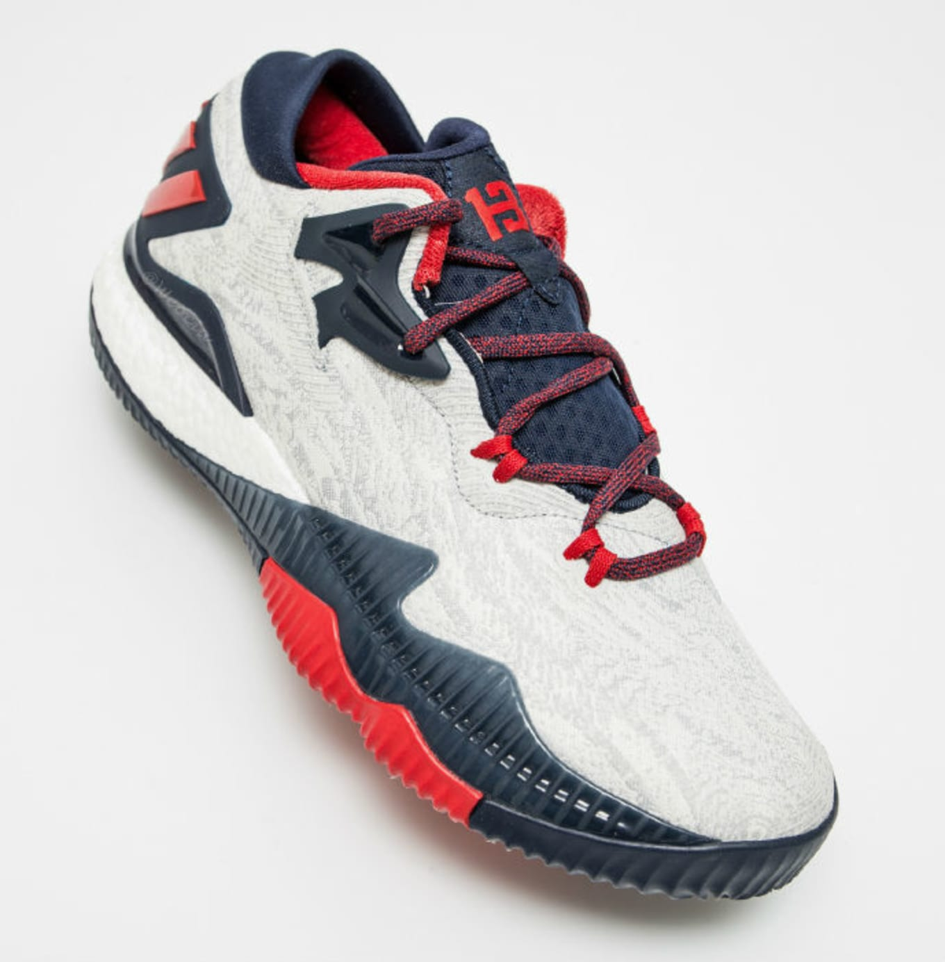 quality design 4f31d 54131 James Harden USA Olympic adidas Crazylight Boost 2016 (1)