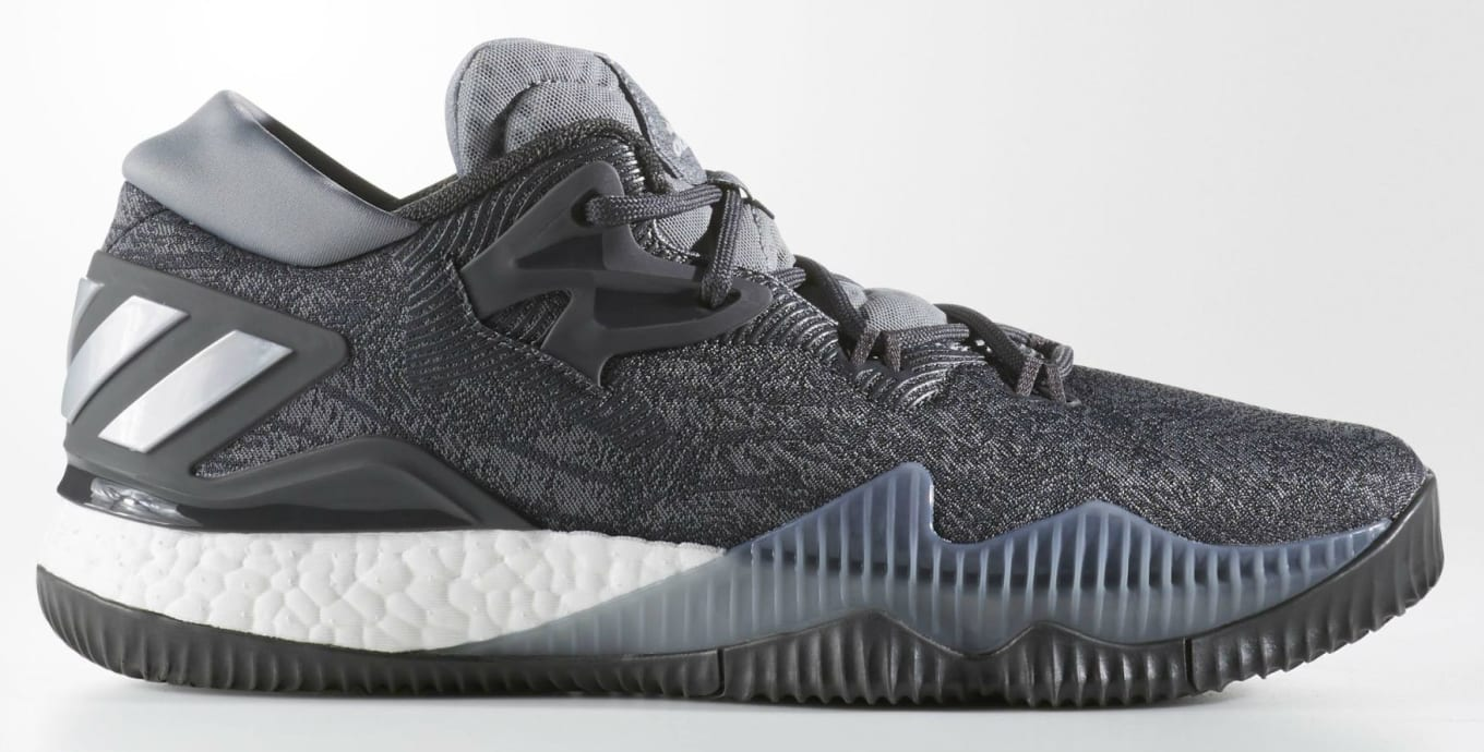 save off 65673 de7ca adidas Crazylight Boost 2016 Grey (1)