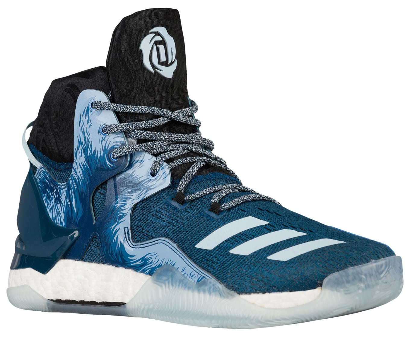 on sale fa805 5ca12 adidas D Rose 7 Halloween Release Date B54131 (1)