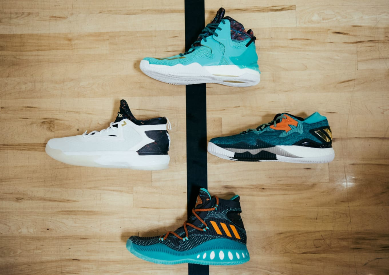 adidas Nations Basketball Shoes 2016   Sole Collector